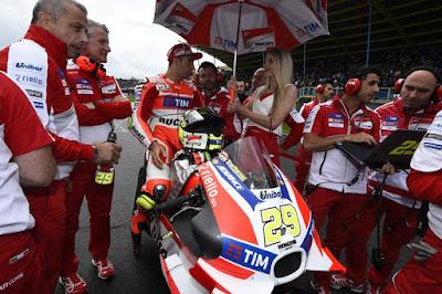 Iannone: Sayalah Pembalap Ducati Terkuar Saat Ini
