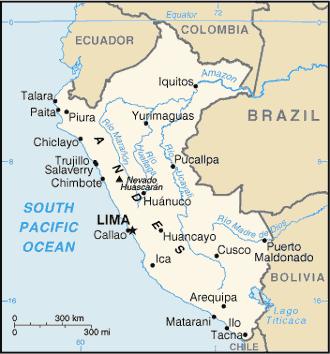 Image result for perui lima térkép