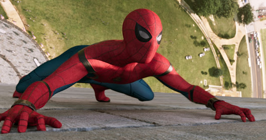 Movie Review: <i>Spider-Man: Homecoming</i> (2017)