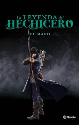 LA LEYENDA DEL HECHICERO #3 El Mago. Taran Matharu (Planeta - 10 octubre 2017) NOVELA FANTASIA EPICA portada libro