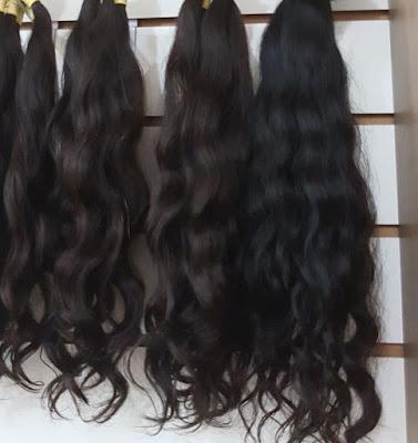 mega hair castanho