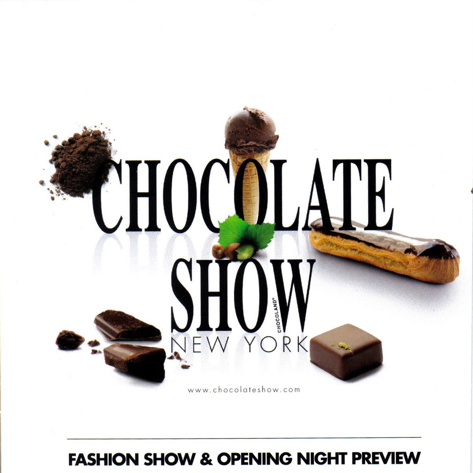 The 2011 Chocolate Fashion Show New York | NYC, Style & a ...
