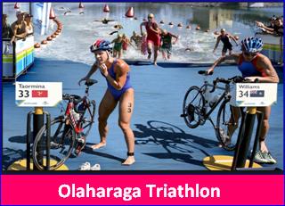Apa itu Olahraga Triathlon dan Tingkatan Tahapan Triathlon