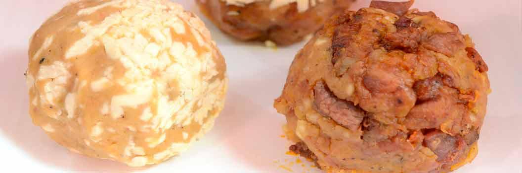 Gastronomía Huecas de Guayaquil - Cristobal Bolon