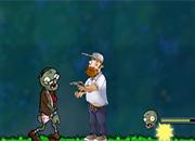 juego Crazy Dave Vs Zombies 2