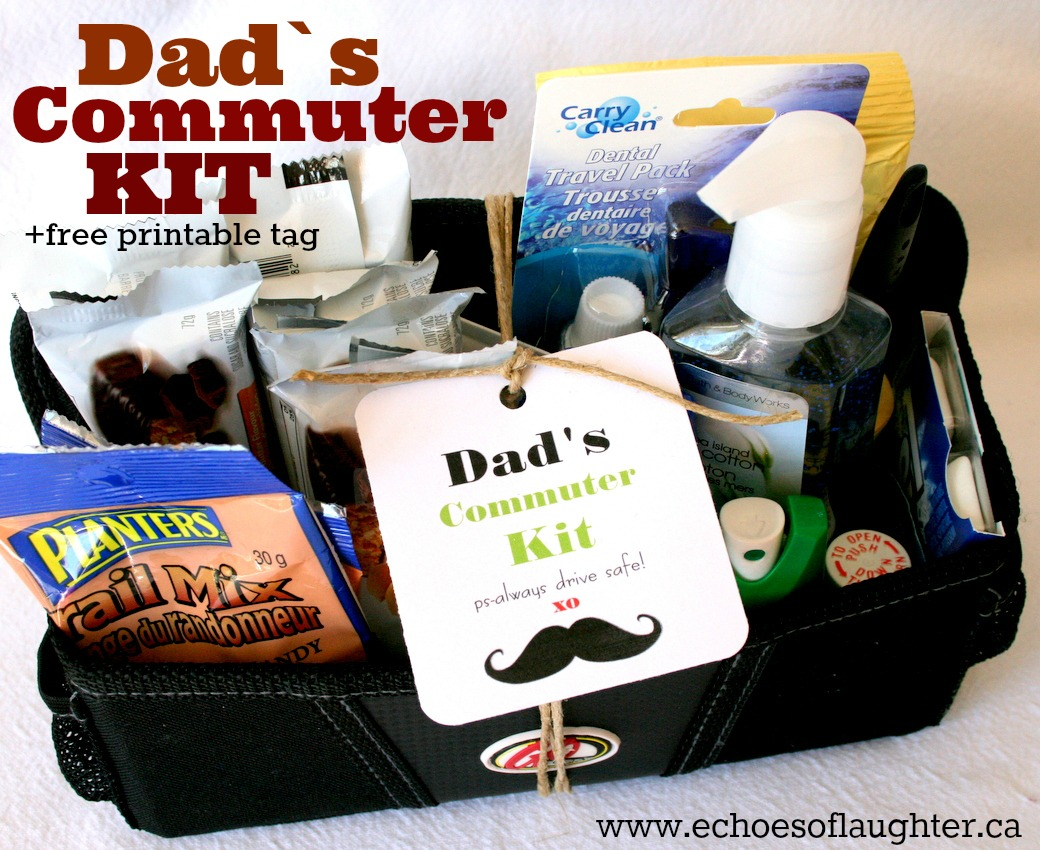 Dad S Commuter Kit Echoes Of Laughter