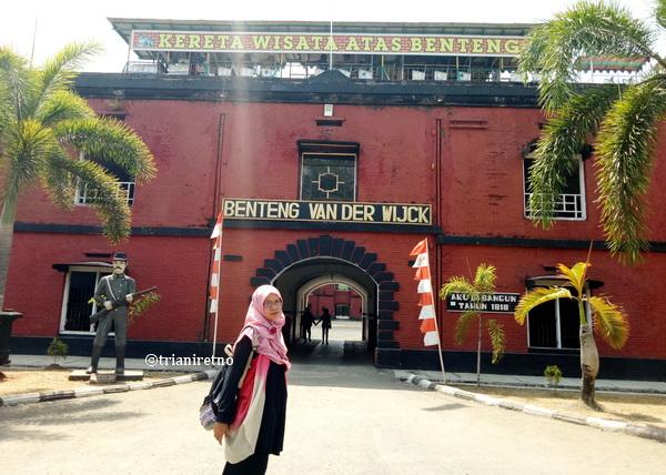 Benteng Van der Wijck, Wisata Sejarah di Gombong