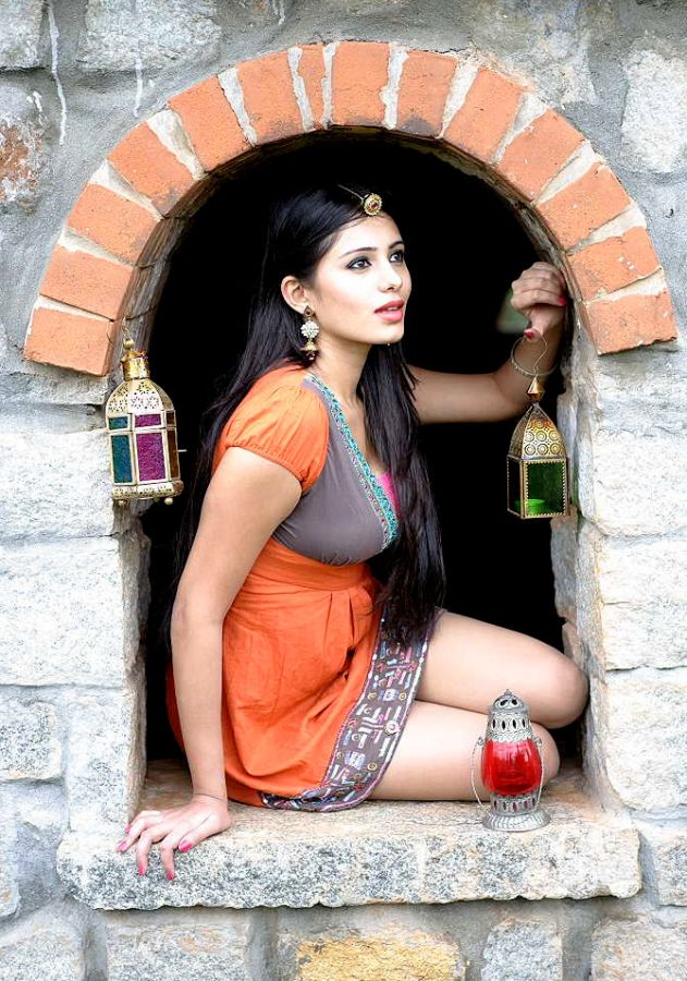Deepa Sannidhi Photo Shoot Stills - Sydindisk skuespillerinde-6261