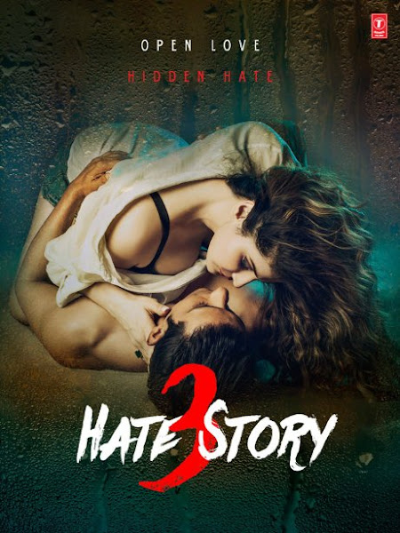 Poster of Hate Story 3 (2015) Hindi 720p HDRip Full Movie Download