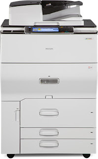 Ricoh MP C6502 Driver Download