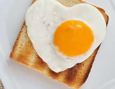 البيض غني بالبروتين