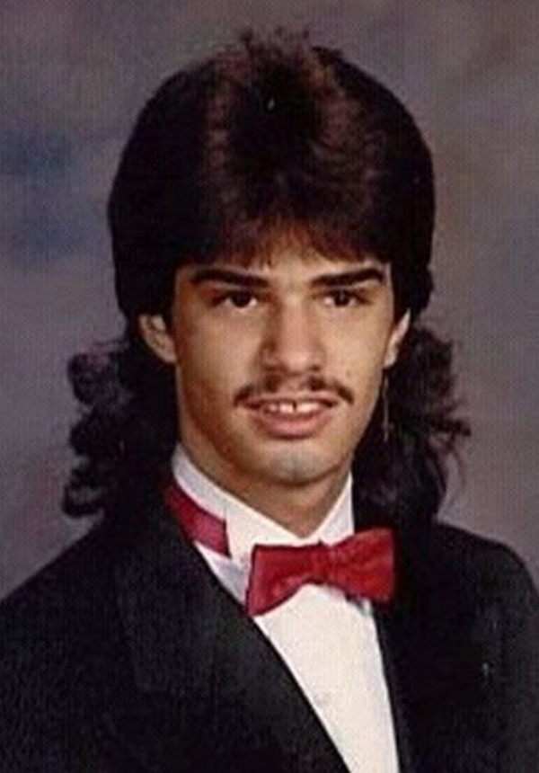 40 Funny Yearbook Photos From The 1980s And Early 1990s Vintage Everyday