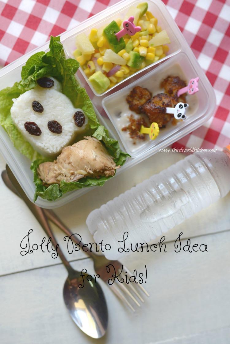 Jolly Bento Baon Ideas