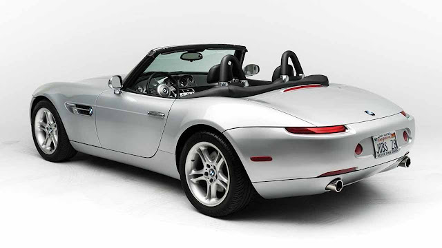 Steve Jobs' BMW Z8 Estimated to Fetch Up to $400,000 at Auction in New York Next Month