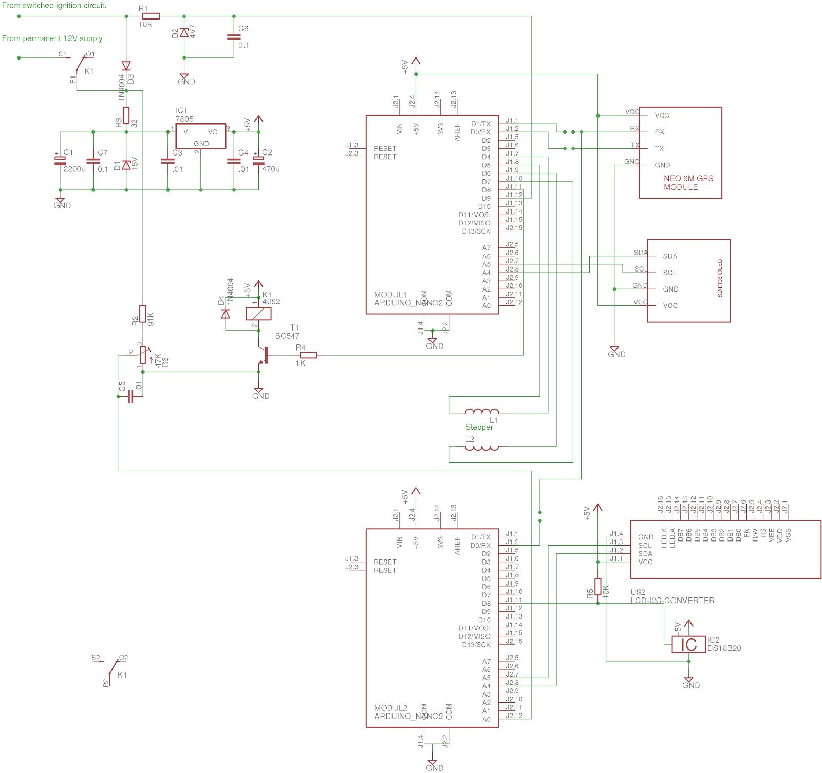Doz Blog Classic Mini Gt Electronic Gps Speedometer