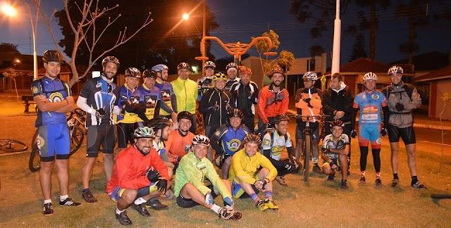 3º Pedal dos Mestres de Roncador um dos maiores desafio do Brasil