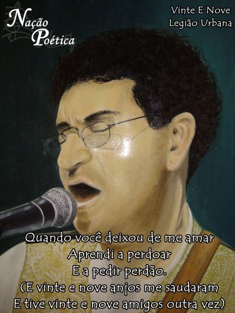 Frases Mensagens De Renato Russo Baixar Imagens Grátis As