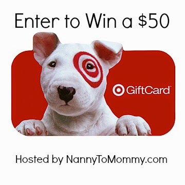 Enter to #win a $50 Target e-Gift Card, #Giveaway Ends 5/9 #TargetSponsored