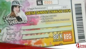 Fans Keluhkan Mahalnya Harga Tiket Konser Nella Kharisma Di Gor Purwodadi