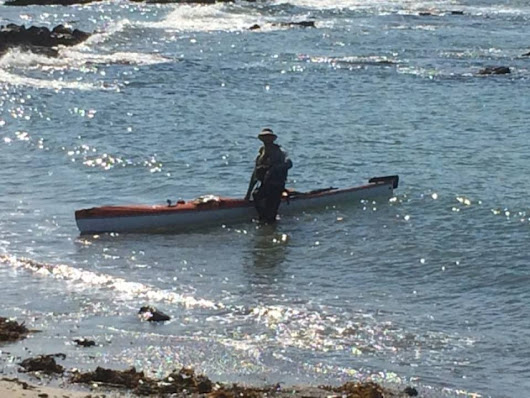 Paddling The Wilderness Coast, Greenglades to Bemm River