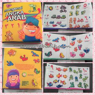 Mengenal Angka Arab