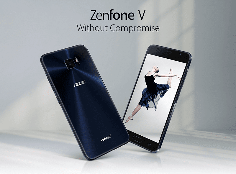 ASUS ZenFone V With 23 MP Cam Now Official