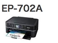 Epson EP-702A ドライバのダウンロード