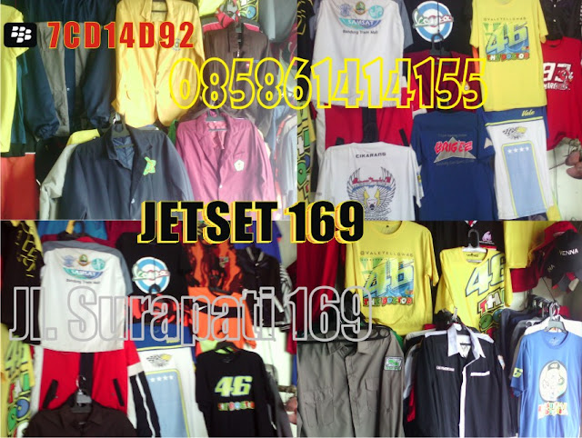 Tempat pembuatan Sablon Kaos Murah di Kota Bandung Jawa Barat 40123