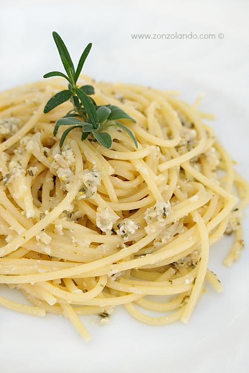 Pasta con pesto di pinoli e rosmarino ricetta pinenut and rosemary pesto pasta recipe