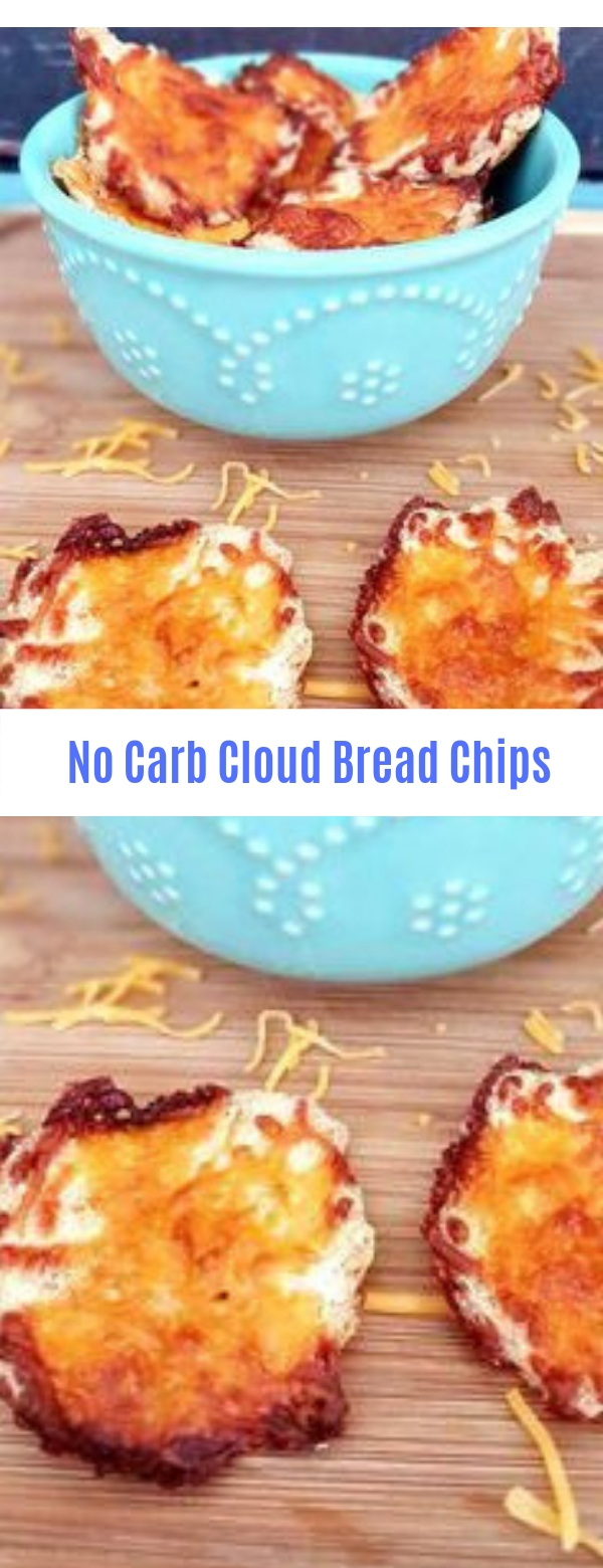 No Carb-Cloud Bread Chips