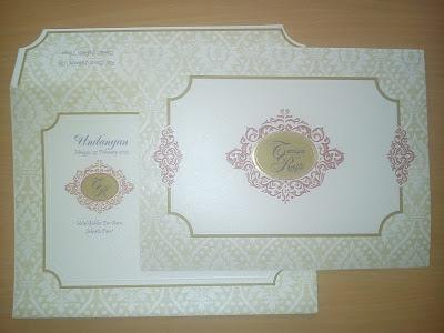 contoh undangan perniakahan unik dan kreatif, undangan desain terbaik dan inovatif, undangan desain elegan