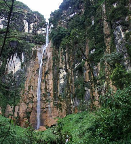 Cachoeira Yumbilla – Peru