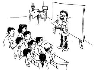 guru bukan segala