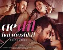 Ae Dil Hai Mushkil 2016 Hindi Movie Watch Online