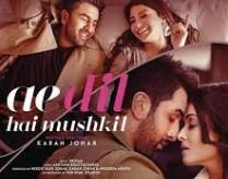 Ae Dil Hai Mushkil 2016 Hindi Movie Watch Online
