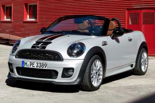 2013 Mini Cooper Roadster Review and Specs