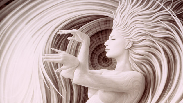 All Divine Feminine | All that is not given is lost