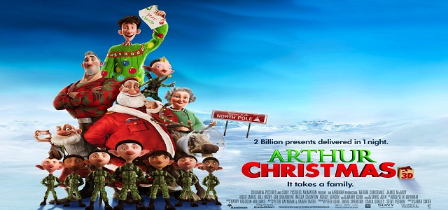 its all happening ew is giving the first lookarthur christmas arthur christmas reveals enjoy watching the full movie arthur christmas online - Arthur Christmas Full Movie Online