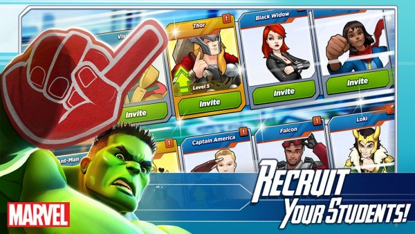 Download MARVEL Avengers Academy Apk v1.0.11 Terbaru 2016