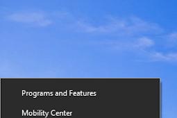 Cara Sharing Hotspot (wifi) tanpa software dengan CMD (command prompt)