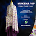 Mukena Vip Elegant Purple Flower
