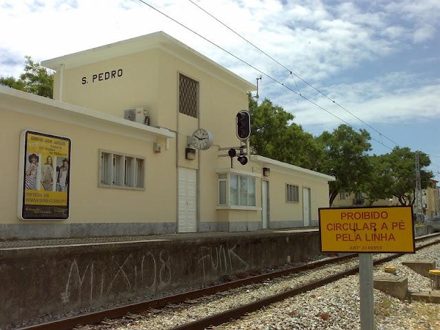 Estação de São Pedro do Estoril