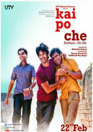 Kai Po Che 2013 Hindi BRRip 720p