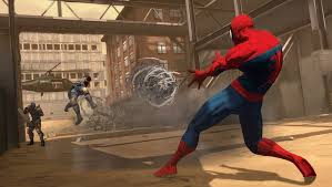 SPIDER-MAN SHATTERED DIMENSIONS pc game wallpapers|images|screenshots