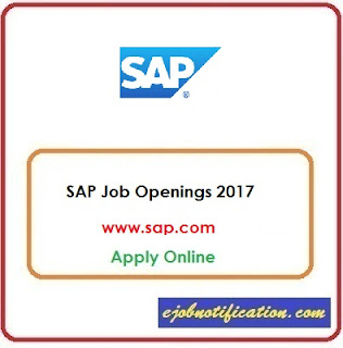 SAP Hiring Freshers Software Developers jobs in Pune Sep'2017 Apply Online