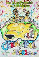 Carnaval de Arcos de la Frontera 2017 - Cristóbal Romero