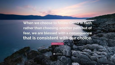 KESAKSIAN: Keputusan Saya Untuk Percaya Mengikuti Kristus