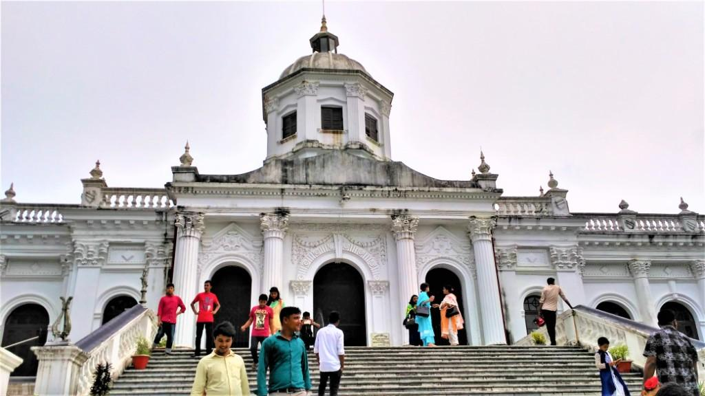 Tajhat Palace, Rangpur