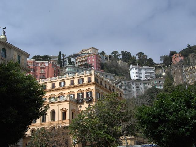 ładne ulice Neapol