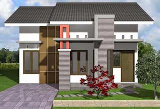 Koleksi Rumah Minimalis Terbaru Paling Sederhana